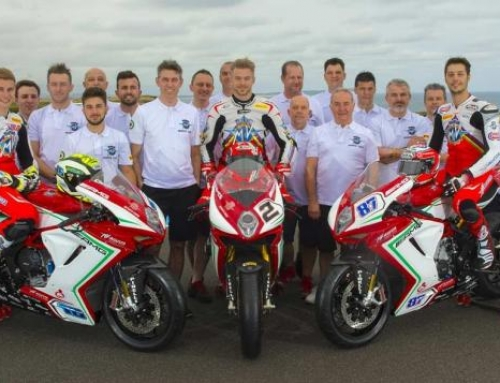 MONDIALE SUPERSPORT 2016: ALMENO SETTE MV AGUSTA IN GARA
